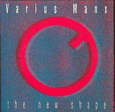 = VARIUS MANX - THE NEW SHAPE /ROBERT JANSON // CD sealed