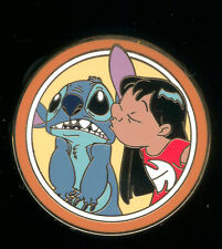Best Friends Mystery Pack Lilo and Stitch Kissing Disney Pin 90192