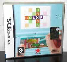 CROSS COLOR GIOCO NUOVO PER NINTENDO DS E 3DS IN EDIZIONE ITALIANA PG597 28873