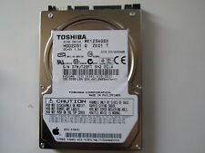"""NEW TOSHIBA MK1234GSX (HDD2D31 Q ZK01 T) 010 C0/AH008B 120GB 2.5"""" SATA HARD DRIV"""