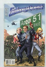 Galaxy Quest Issue #2 (September 2008. Idw Publishing) 1st Printing