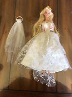1966 barbie Bride Doll