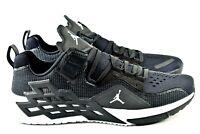 Nike Air Jordan Alpha 360 TR Mens Size 10 Shoes AV1937 001 Black