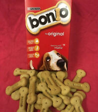 Dog Biscuits Bonio Original 650g Training Treat Healthy Teeth Gums Digestion