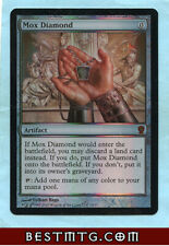 MTG Mox Diamond #E Foil From the Vault Relics
