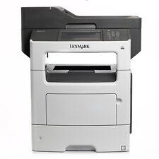 Lexmark MX611de All-In-One Laser Printer - No ADF Tray