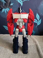 "Optimus Prime Transformers 12"" Action Figure Toy Hasbro 2012"