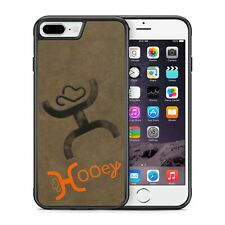 HOOEY BROWN RUBBER PHONE CASE IPHONE 5 6 7 8 X XS XS MAX XR 11 PRO MAX GALAXY