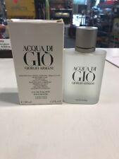 ACQUA DI GIO Eau De Toilette Pour Homme Spray Tester NEW 3.4 oz for Men
