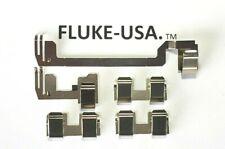 FLUKE 87-4 89-4 187 189 789 MultiMeter Battery Contact Kit. OEM NEW.