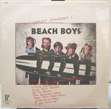 The Beach Boys - Wow! Great Concert! - PICKWICK SPC-3309 - FACTORY SEALED