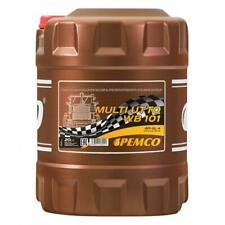 Pemco 20 L multi UTTO WB 101 huiles de vidange huile de vidange API gl-4 DIN 51524-2