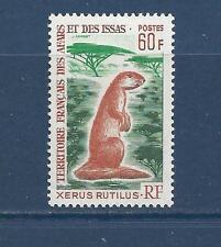AFARS & ISSAS - 314 - MH - 1967 - UNSTRIPED GROUND SQUIRREL