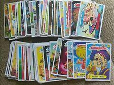 (1) Rare 72 Card Set Colombian Garbage Pail Kids Trading Card Game Gpk + Bonus