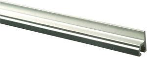 Aluminium Standard Sliding Rack Strip 1000mm Flightcase