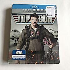 Top Gun Blu-Ray Steelbook [USA] Best Buy Exclusive! First Print! OOS/OOP! NEW!