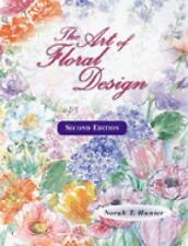 The Art of Floral Design, Norah T. Hunter, 0827386273, Book, Acceptable