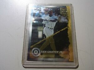 Ken Griffey Jr - 1995 Score Hall of Gold SP #HG1 - Rare MARINERS HOF