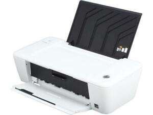 HP Deskjet 1010 Standard Inkjet Printer (CD driver, Power Cord, Black Ink)