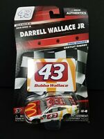 WAVE 12 NASCAR Authentics 1:64 DARRELL BUBBA WALLACE #43 MCDONALDS CHEVY CAMARO