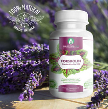 100% Pure Forskolin Max Strength Forskolin Extract Supplement for Weight Loss