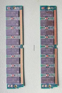 8MB Ram 72 Pin Hyundai 2X4MB HY514400A GT-7243P 50ns 60ns 70ns