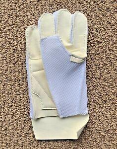 Nash Clarino Pro Blocker Palm! Hockey Goal Goalie Glove Replacement Right INT