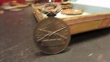 ancienne medaille bronze societe de tir sport dubois nancy 1902 25