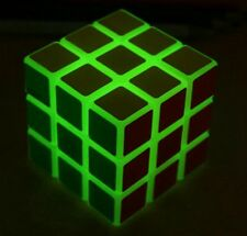 ABS 3x3x3 Fluorescence Rubik's Cube  Magic Cube Professional Puzzle Twist Toy