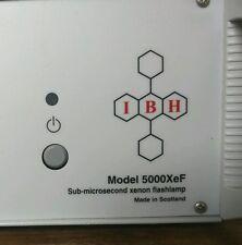 IBH Horiba 5000XeF Sub-microsecond xenon flashlamp IBH 2000 Fluorescene Device