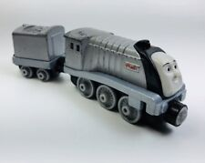 Spencer & Coal Tender 2pc Lot Thomas & Friends Take & Play Along Die Cast Train