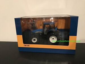 REPLICAGRI 1:32 SCALE NEW HOLLAND TM140 MODEL TRACTOR