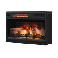 Classic Flame 26″ 3D Electric Fireplace Insert #26II042FGL