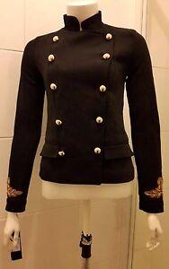 NEW PINKO - TURKEY 1 Blazer Jacket, Black - 6