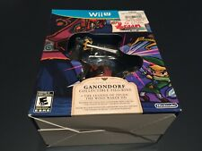 Legend of Zelda Wii U Ganondorf Action Figure Figurine Wind Waker - NEW SEALED