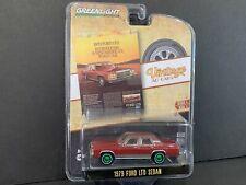 Greenlight Ford Ltd Sedan 1979 Vantage Ad Cars 39060 C 1/64 Chase