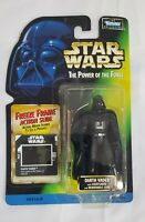 Darth Vader with Lightsaber & Removable Cape Freeze Frame Star Wars POF 1997