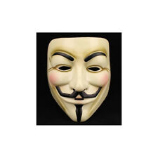 V for Vendetta Mask Adult Guy Fawkes Anonymous USA Occupy Halloween Costume