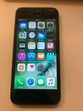 Apple iPhone 5 - 32GB - Black & Slate (Unlocked) A1429 (GSM)