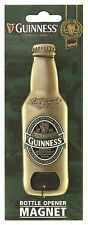 Guinness Ireland 3D Metal Bottle Opener Magnet