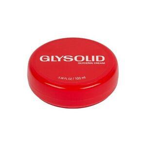 Glysolid Glycerin Cream for Skin Jar 3.38 Oz