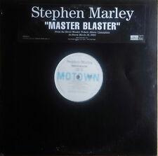 1 x 12'' Stephen Marley - Master Blaster (MOTOWN)