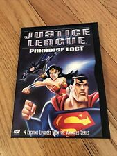 New listing Justice League: Paradise Lost (DVD, 2002)