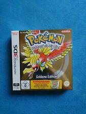 Pokémon Oro-Standard Edition OVP & codice KEY Nintendo 3ds 2ds