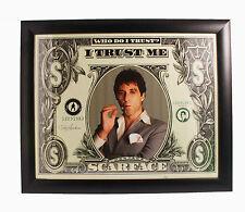 Scarface Framed Art Poster Print Al Pacino Movie 57cm x 47cm