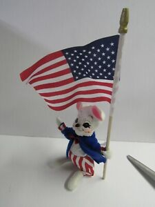 New Annalee 4th Of July Patriotic Boy Mouse 250316