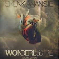 """SKUNK ANANSIE """"WONDERLUSTRE: LTD TOUR EDITION"""" 2 CD NEW+"""