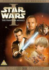 Star Wars Episode I  The Phantom Menace 1999 Ewan McGregor Brand New DVD