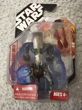 DESTROYER DROID 30th Anniversary Star Wars figure Hasbro Toy 2007 AOTC MOC