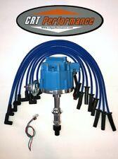 Pontiac 301326350389400421428455 Blue Hei Distributor Usa Plug Wires